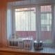 Нитяные шторы на кухню