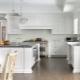 Тюль на кухню короткая