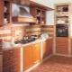 Цветная плитка для кухни: сочетание цветов