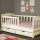 Детская кровать для ребенка от 1 года и старше