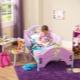 Детская кровать с бортиками для 3-летнего возраста