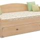 Детская кровать с подъемным механизмом