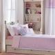 Детские кровати разных цветов