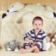 Диван в детскую комнату для мальчика
