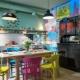 Дизайн кухни-гостиной площадью 14 кв. м.