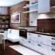 Кафель на кухню: примеры дизайна