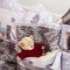 Карманы на кроватку для новорожденных