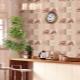 Клеенка на стену для кухни