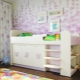 Кровать для девочки 10 лет
