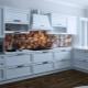 Кухонные фартуки Albico