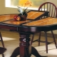 Кухонный стол с плиткой
