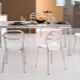 Металлические стулья для кухни
