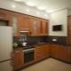 Угловой шкаф на кухню