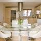 Высота кухонного стола: стандарты и нормативы