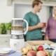 Пароварка-блендер для детского питания от известных брендов