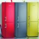 Цветовые решения двухкамерных холодильников