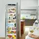 Двухкамерный холодильник шириной 50 см