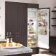 Размеры для встроенного холодильника