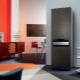 Размеры двухдверного холодильника