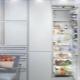 Узкий холодильник шириной 40 см
