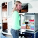 Газовая модель холодильника