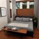 Дизайн маленькой спальни 6 кв. м