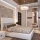 Дизайн маленькой светлой спальни