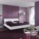 Обои-компаньоны: примеры для спальни