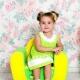 Мягкое детское кресло в виде игрушки