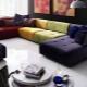 Угловые модульные диваны