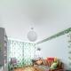 Оформляем комнату ковром в виде травы
