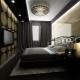 Потолочные светильники в спальню