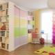 Шкафы в детскую комнату для девочки
