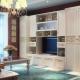 Стенки с вместительным шкафом в комнату