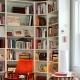 Угловые книжные шкафы