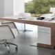 Модные письменные столы в современном стиле