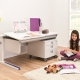 Письменный стол с полками – практичное решение для школьника