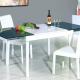 Раздвижные столы: особенности конструкции