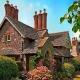 Дома как в Англии: варианты дизайна в английском стиле