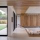 Как выбрать и закрепить ламинат на потолок?