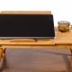 Как выбрать столик для ноутбука в кровать?