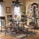 Кованые столы в современном интерьере