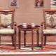 Мягкие стулья с подлокотниками: как правильно выбрать?