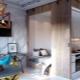 Особенности планировки и дизайна маленькой однокомнатной квартиры