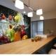 3D-обои на кухню: преображаем интерьер