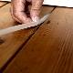 Чем заделать щели в деревянном полу?