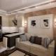 Дизайн гостиной площадью 15 кв. м