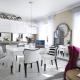Дизайн квартиры в стиле «современная классика»