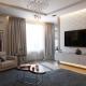 Как расположить телевизор в интерьере гостиной?