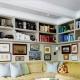 Как выбрать стеллаж в гостиную: красивые примеры в интерьере